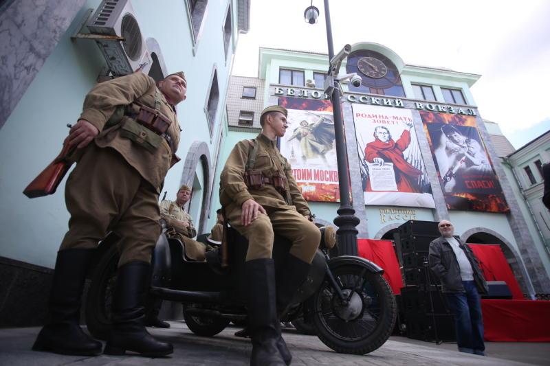 Молодежь столицы посетит места формирования дивизий Московского народного ополчения
