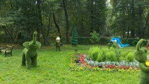 """Детский парк «Волшебное дерево» появится в Роговском к концу лета. Фото: архив, """"Вечерняя Москва"""""""