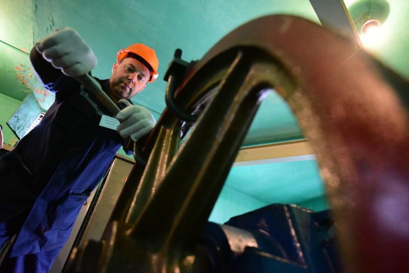 В поселке Газопровод ремонтируют жилые дома