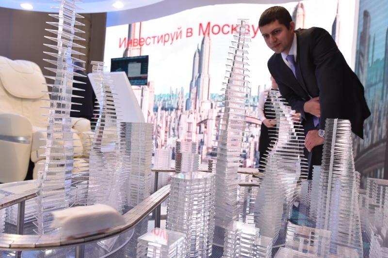 «Большая Москва» обошла «Большой Париж» по темпам строительства