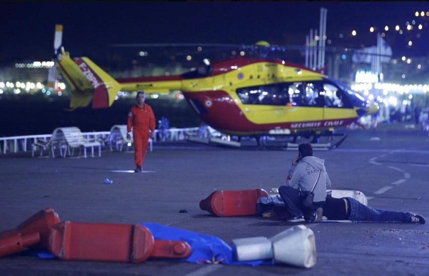 Жертвами теракта на набережной Ниццы стали 84 человека