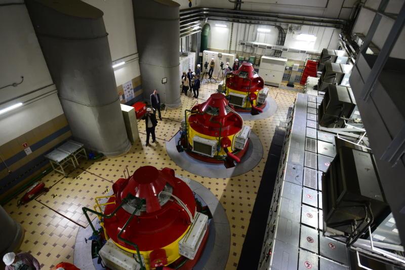 На территории Новой Москвы построят шесть крупных водорегулирующих узлов