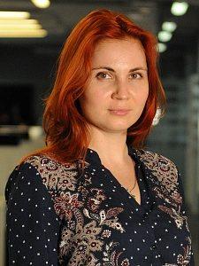 Ксения Петрова, шеф-редактор деловой газеты «Москвичка»