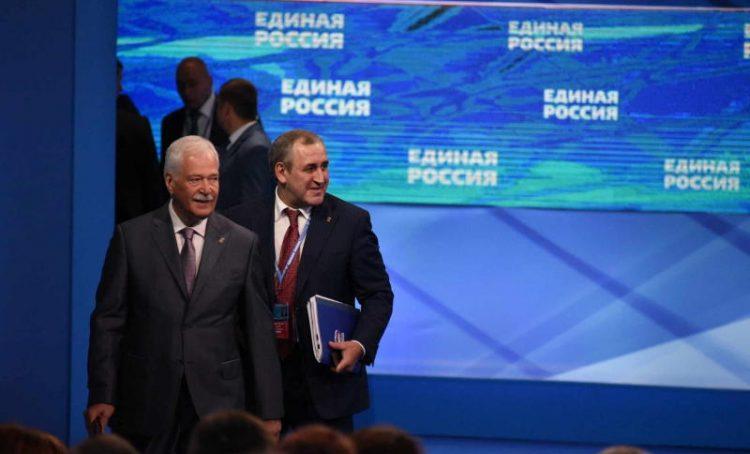 «Единая Россия» создает Лесозащитный пояс столицы
