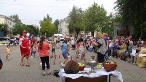 В Щербинке отметили Яблочный Спас. Фото: социальные сети