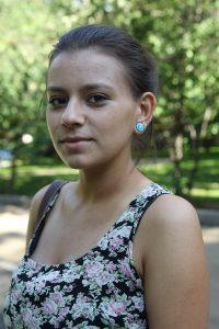 Анна Кошелева. Фото: Владимир Смоляков.