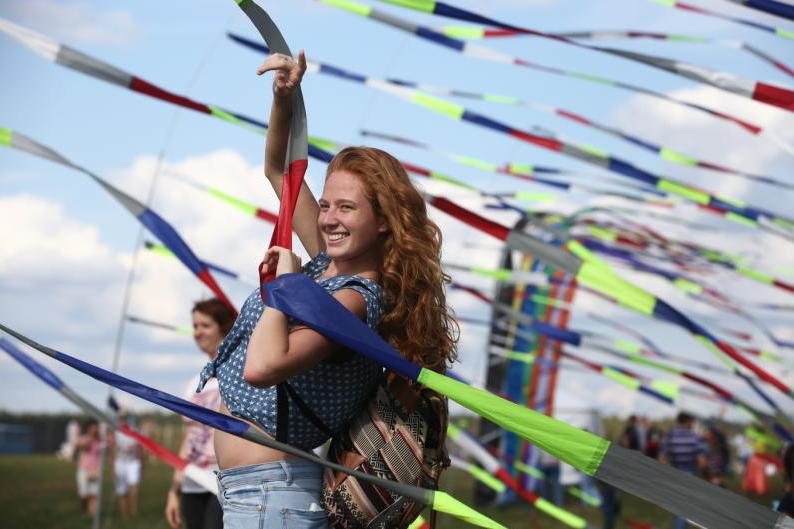 В Царицыно пройдет фестиваль воздушных змеев