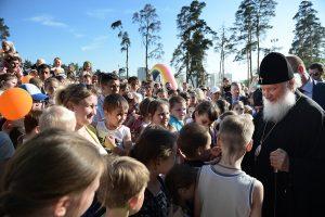 В канун Дня знаний, 30 августа, школьников приглашают в гости к Святейшему патриарху Московскому и всея Руси Кириллу.
