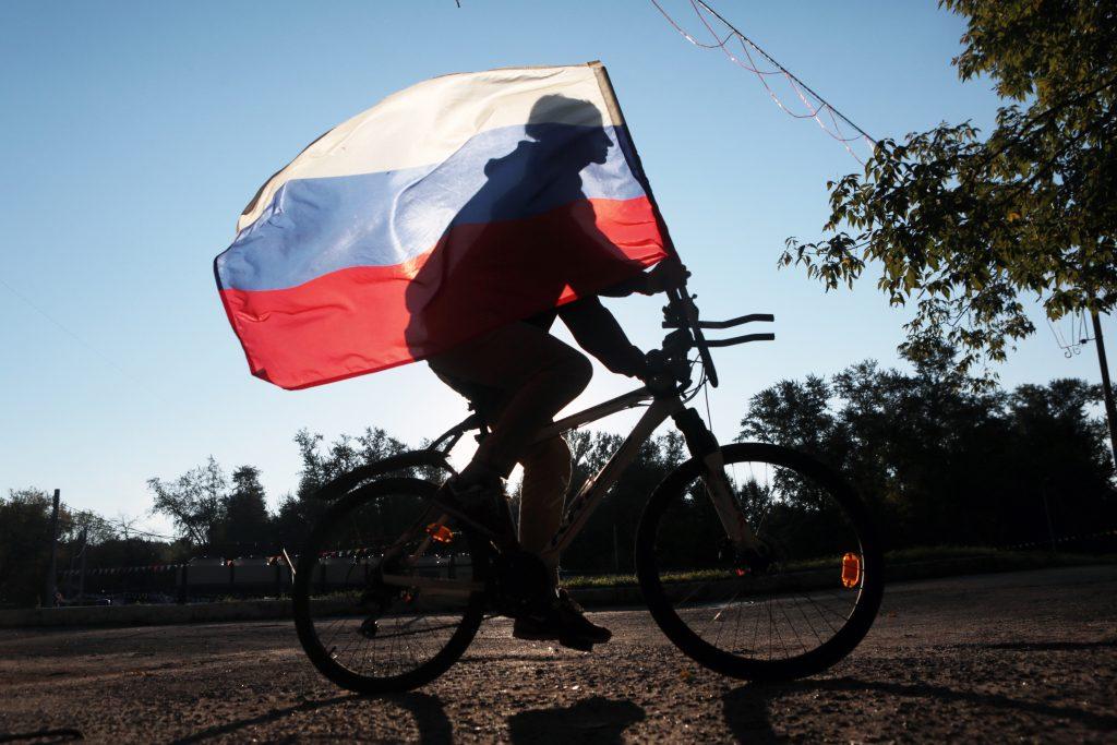 Ко Дню Государственного флага в Крекшино пройдет мастер-класс