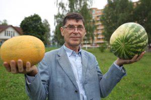 3 августа 2016 года.Глава администрации поселения Михайлово-Ярцевское Дмитрий Верещак