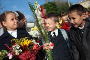 """В Московском завершилось строительство школы для 1,4 тысячи учеников. Фото: архив, """"Вечерняя Москва"""""""