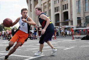 Московский приглашает на спортивный фестиваль. Фото архивное