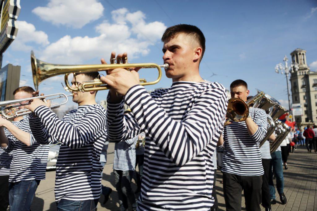 Дата дня: День рождения русской тельняшки