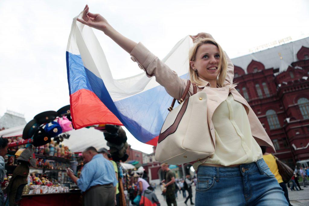 Жителям Новофедоровского расскажут о флагах