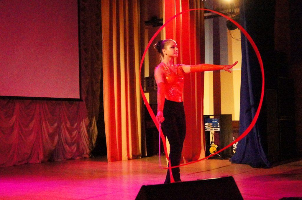 В Рязановском прошел концерт в честь Дня Государственного флага