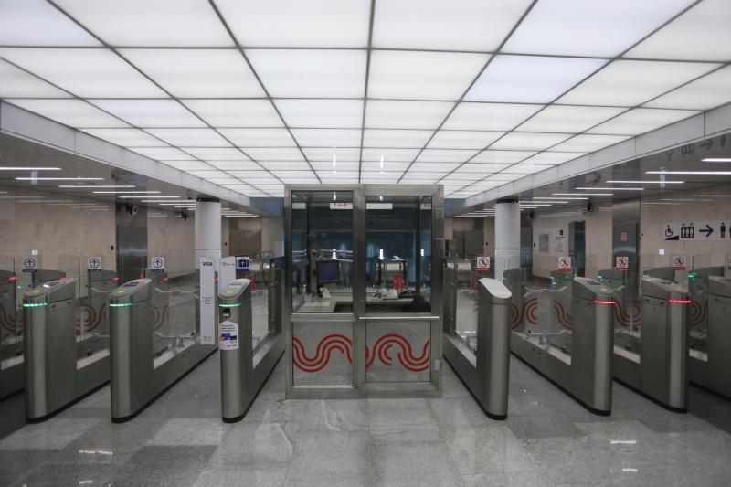 Дизайн станций метро в Новой Москве выставят на конкурс