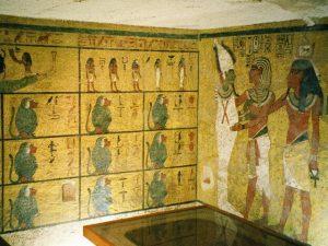 Гробница Тутанхамона. Источник: википедия.