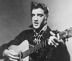 Первое выступление Элвиса Пресли на национальном телевидении. Источник: Википедия.