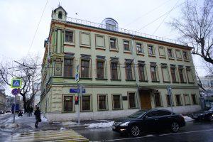 В Басманном районе будет отреставрирован фасад дома 1941 года постройки
