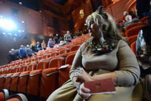 """Театр Армена Джигарханяна вчера открыл новый сезон. Фото: архив """"ВМ"""""""