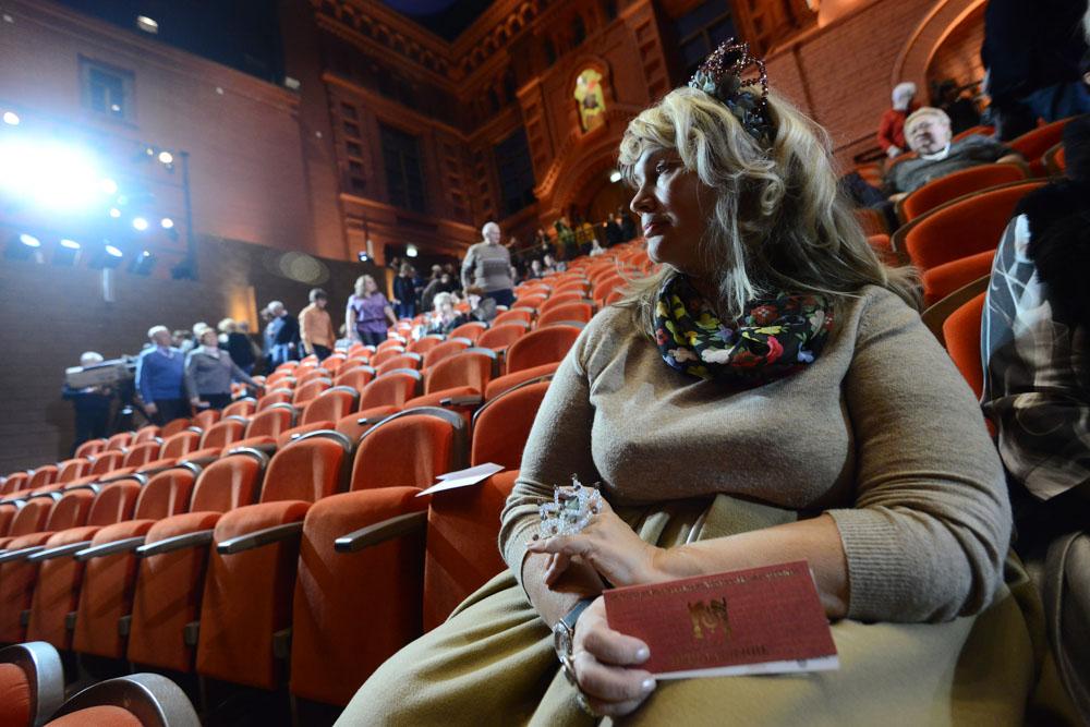 Театр ждет аншлагов
