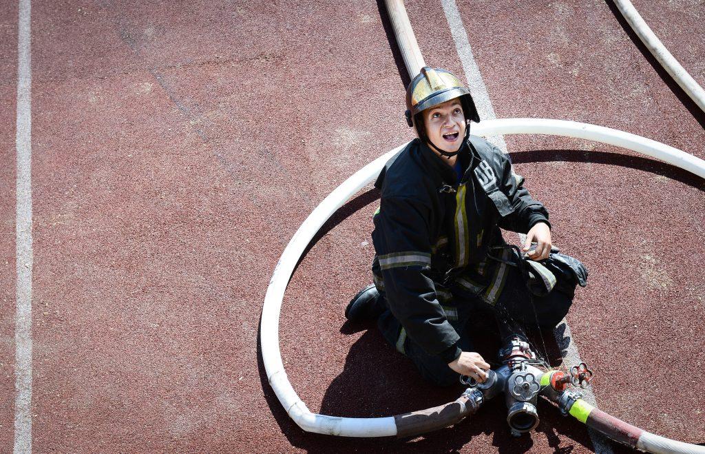В Морозовской больнице перед тушением пожара эвакуировали 400 рабочих