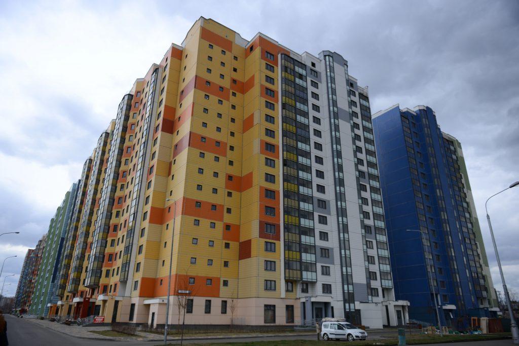Около миллиона «квадратов» недвижимости ввели в эксплуатацию с начала года в Новой Москве. Фото: архив, «Вечерняя Москва»