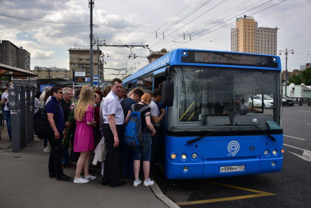 """От Щербинки до Остафьево запустят новый автобусный маршрут. Фото: архив """"ВМ"""""""