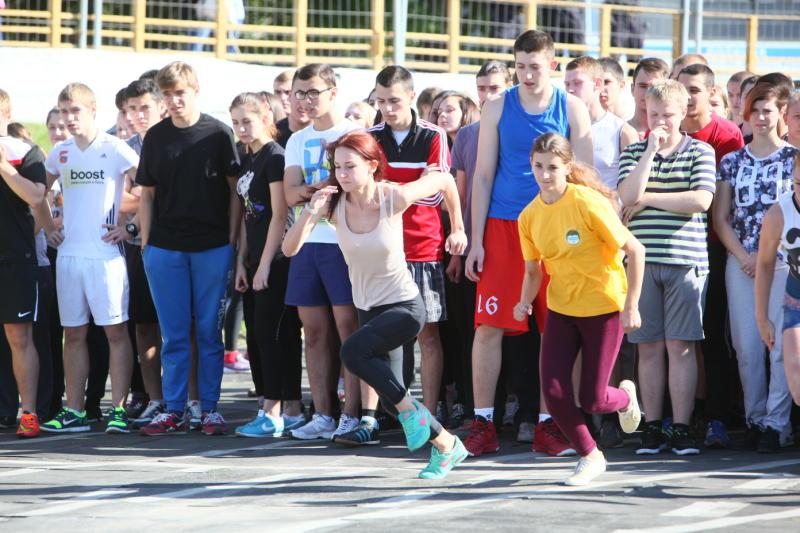 День физкультурника масштабно отметят в Марушкинском
