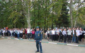 В школах проведут уроки безопасности. Фото предоставлено пресс-службой Управления МЧС по ТиНАО