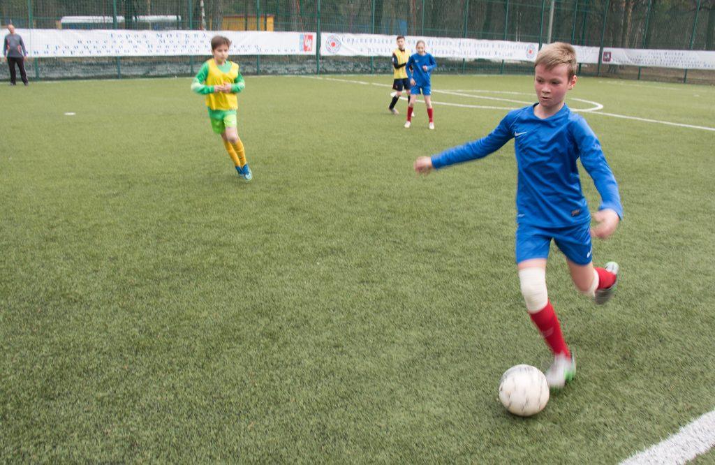 В «Мосрентгене» возобновятся соревнования по мини-футболу на Кубок «Премьер-лиги Новой Москвы»