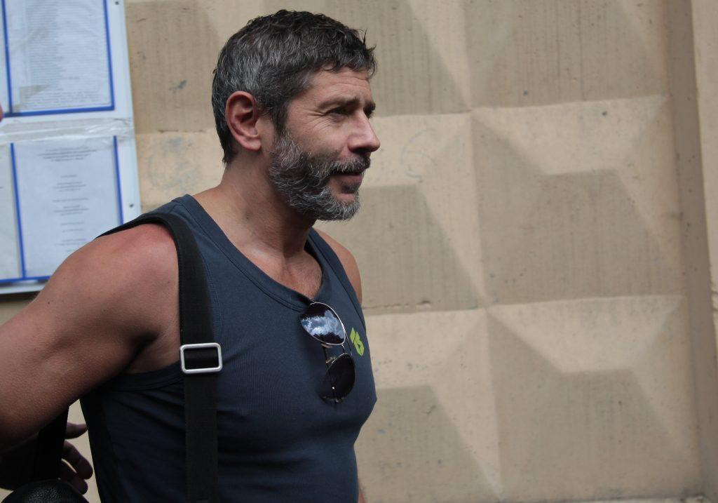 За наезд на полицейского актер Валерий Николаев заплатит штраф в 150 тысяч рублей