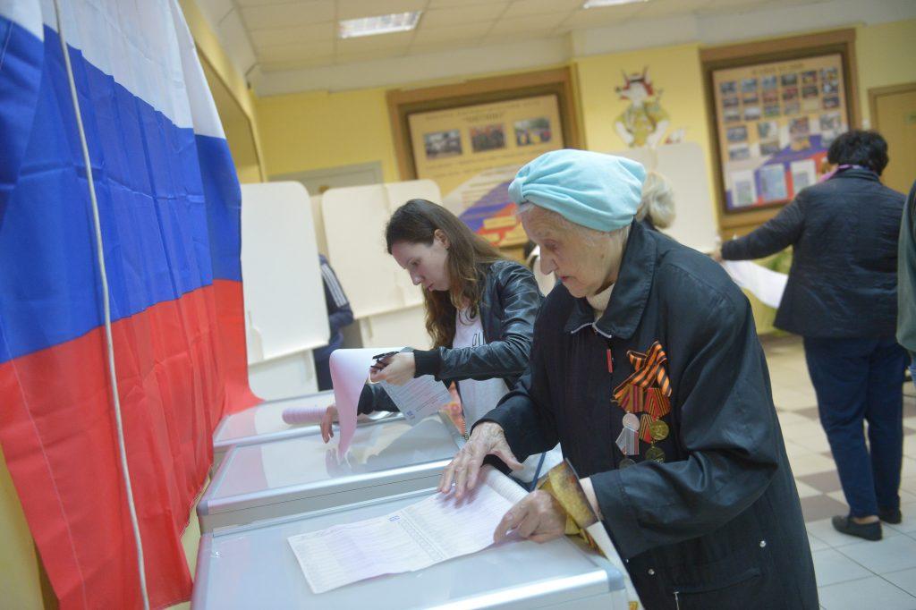 Партия Роста зарегистрировала своих кандидатов на выборы в Госдуму. Фото архивное