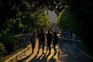 Музыкально-творческий вечер пройдет в амфитеатре парка «Ручеек». Фото:«ВМ»