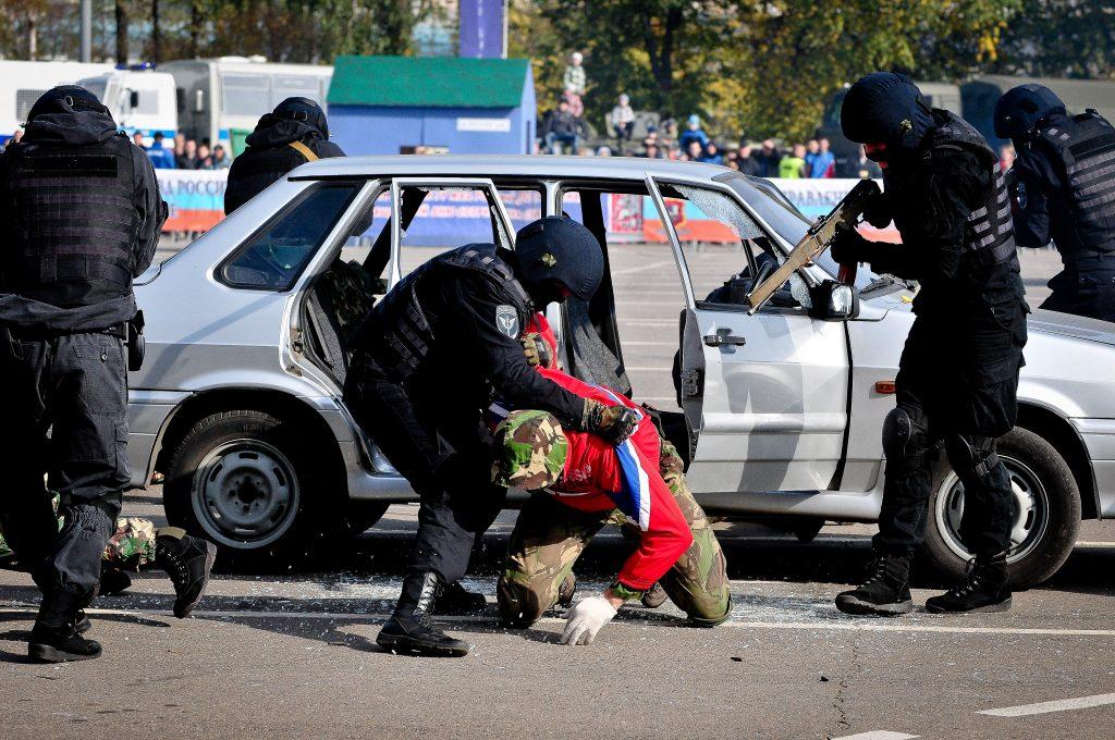 Лекцию о терроризме проведут социальные работники Ватутинок