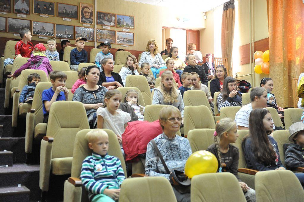 Щербинка приглашает на концерт «Москва и москвичи»