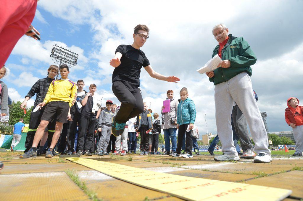 Самой крупной площадкой окружного фестиваля станет «Москва спортивная»