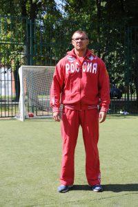 Сергей Голубев, чемпион Европы и мира по бобслею, участник Олимпийских игр 2002 и 2006 гг., главный по спорту в ТиНАО