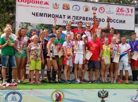 Лыжница из Новой Москвы заняла третье место на Чемпионате России по лыжероллерам