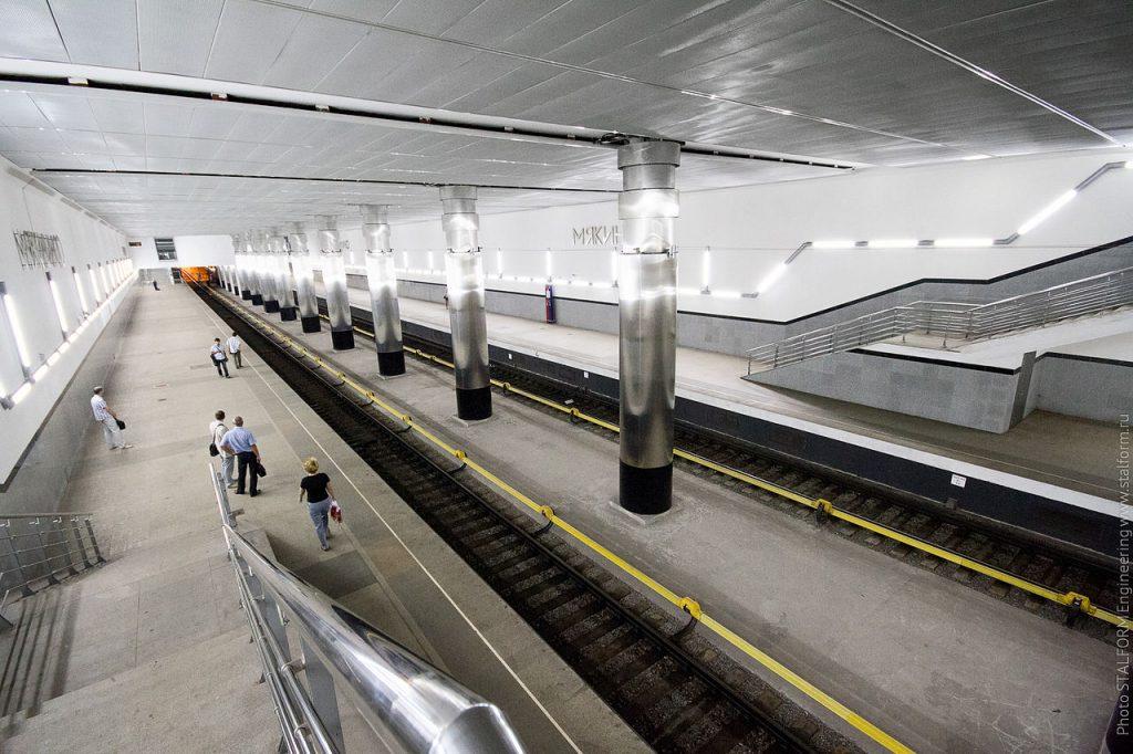 Станция метро «Мякинино» перестанет работать 22 августа