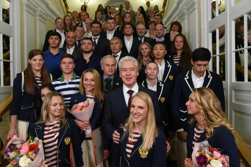 Более половины золотых медалей в копилку сборной России в Рио принесли московские спортсмены