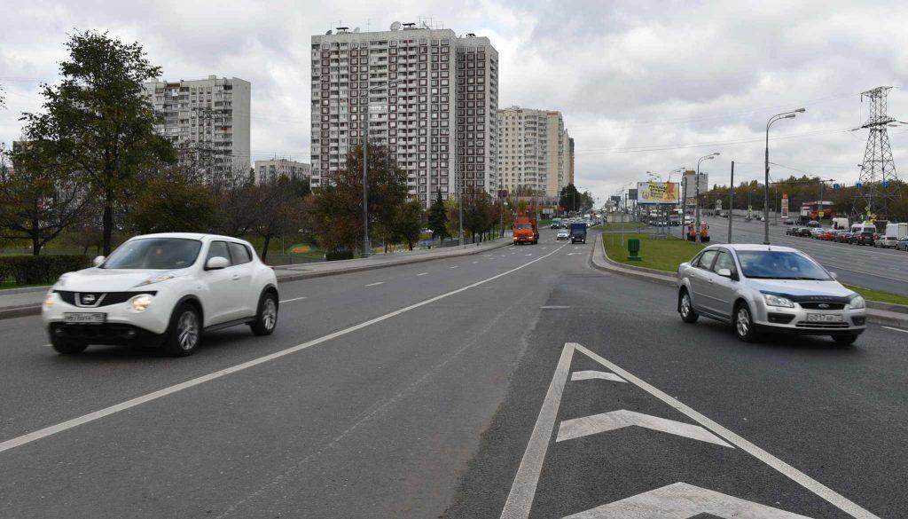 Реконструкцией Варшавского шоссе заинтересовались две компании. Фото архивное