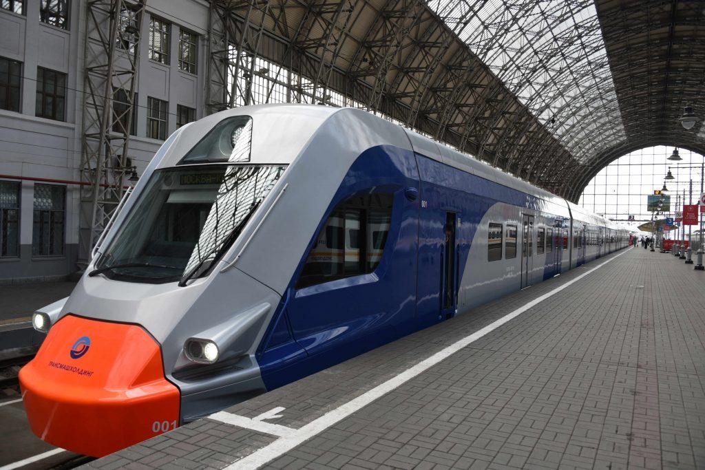 Проезд по МЦК можно будет оплачивать картой. Фото: архив «Вечерней Москвы».