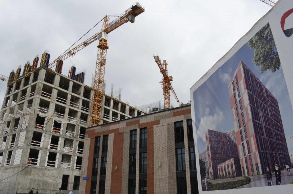 Складской комплекс возведут в Сосенском
