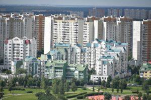 Два миллиона «квадратов» малоэтажного и индивидуального жилья введено за четыре года. Фото архивное