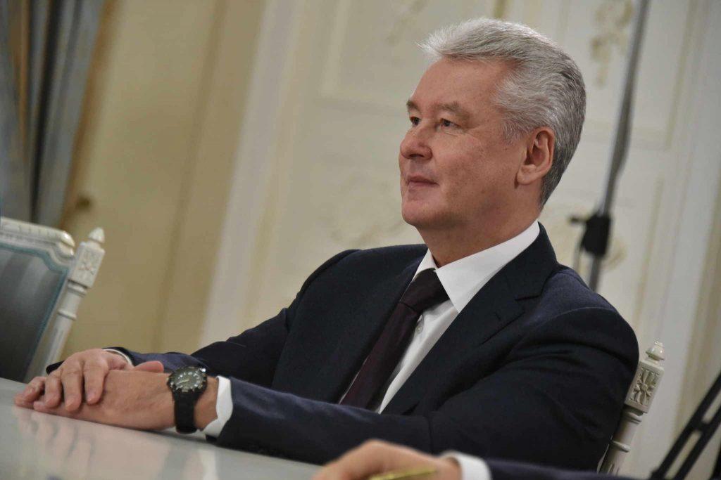 Сергей Собянин ответил на вопросы горожан «Вконтакте»