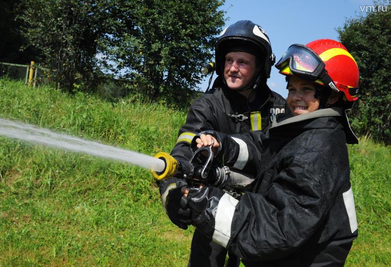 Спасатели провели «День безопасности» в Роговском
