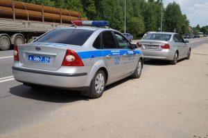 На дорогах Новой Москвы провели рейд «Нетрезвый водитель». Фото: пресс-служба УВД по ТиНАО.