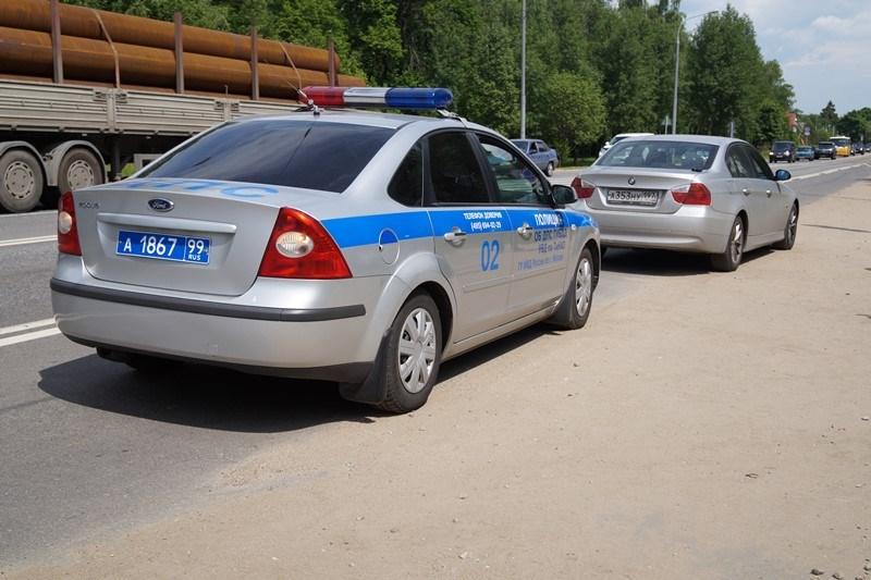 На дорогах Новой Москвы провели рейд «Нетрезвый водитель»