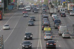 На дублере Калужского шоссе запустят скоростные автобусы. Фото: архив «Вечерней Москвы».